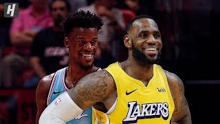 Los Angeles Lakers vs Miami Heat - Full Game Highlights | December 13, 2019 | 2019-20 NBA Season