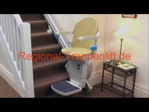 Treppenlift von Regional Treppenlift