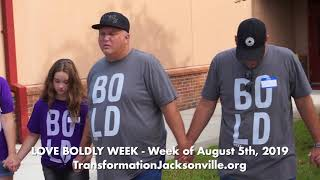 Love Boldly Week