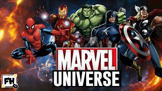 🔴This or That! #8 | Kids Workout| Family Workout | Marvel Universe Superhero Workout