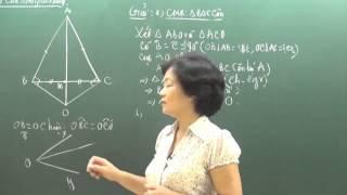 Hai tam giác vuông bằng nhau - Toán lớp 7 - cô Phạm Thị Hồng - HOCMAI