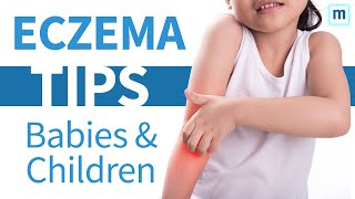 Eczema In Babies And Children | La Roche-Posay
