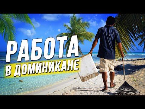 Где работать в Доминикане? Работа в Доминикане для русских. Доминикана работа вакансии.