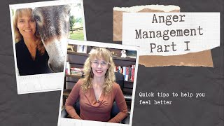 Anger Management Part 1 | Counselor Toolbox Episode 67