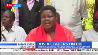 Jubilee leaders from Busia slams Kakamega BBI forum