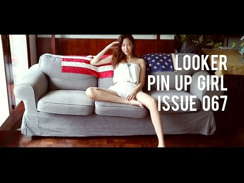 PIN UP GIRL 067 with SOS