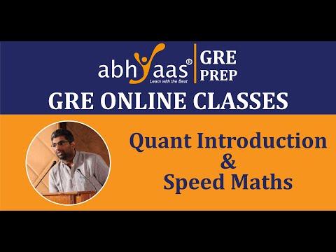GRE Quantitative Reasoning   GRE Online Classes   Abhyaas GRE Prep