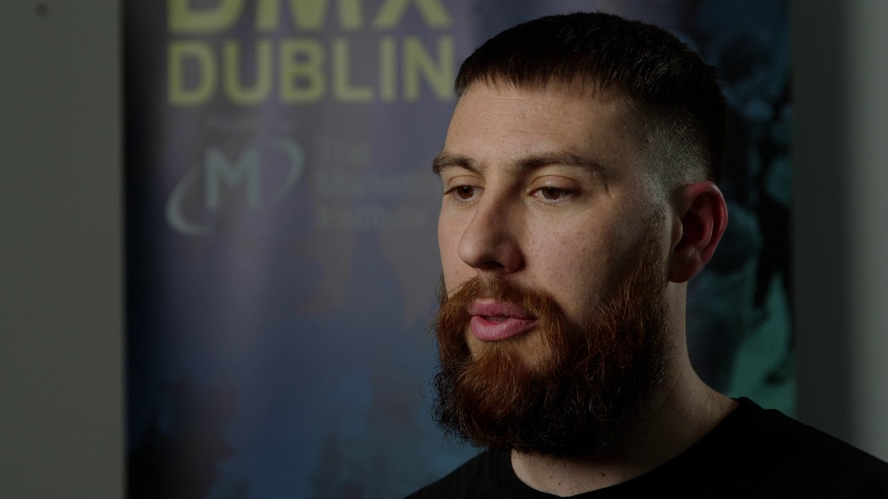 Lachlan Williams, R/GA Interview @ DMX Dublin 2019