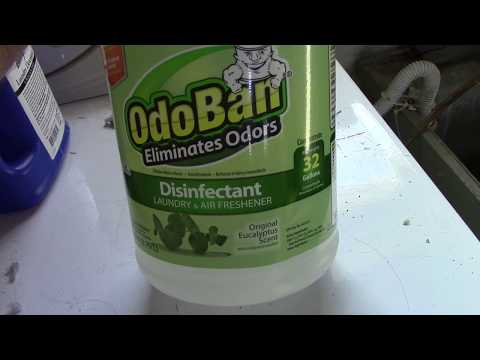 "OdoBan Disinfectant ""Review"""