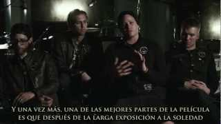 Angels And Airwaves - The Moon-Atomic + Message at Red Bull Studio [Subtitulado]
