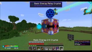 Modded Minecraft Tutorial - Draconic Evolution Power