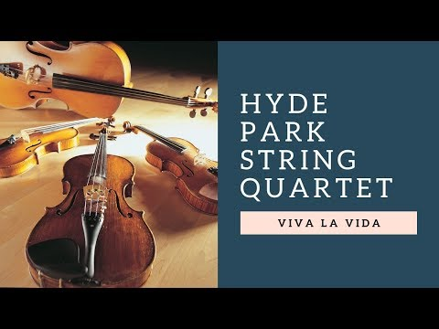 The Hyde Park String Quartet Video