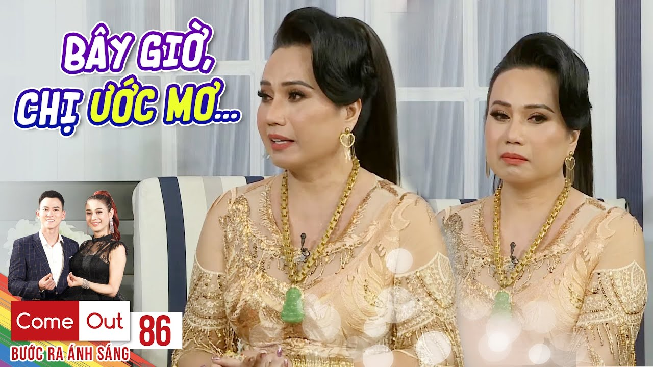 Come Out–BRAS|Tập 86 FULL: Cô Minh Hiếu lộ tuổi thơ nghèo khổ, 10 đời chồng quyết