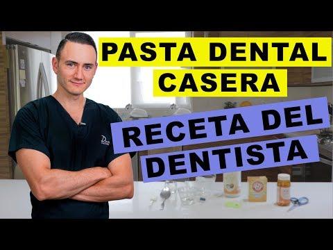 Pasta Dental Casera Recomendada Por Dentista
