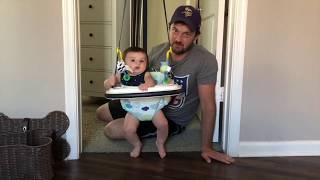 Graco Bumper Jumper Review - Jeff The Baby Dude