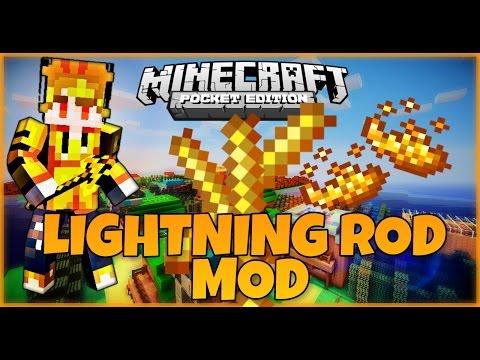 Minecraft | Lightning Rod [Mod Showcase]
