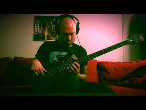 "Performance of a transcription I did of Muzz Skillings bass solo from the Living Colour song ""Ology"""