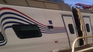 Обновлённый Поезд Аллегро