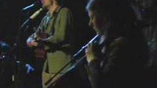 Damien Rice - The Professor & La Fille Danse Live
