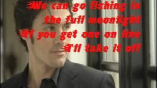 Joe Nichols- Take It Off HD Lyrics (On Screen)