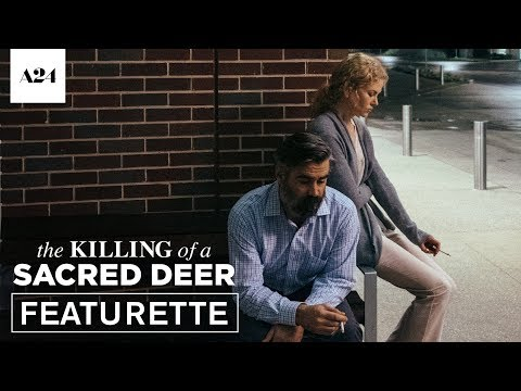 The Killing of a Sacred Deer | Original Voice | Official Featurette HD | A24