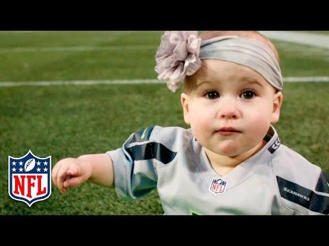 NFL Newborn Fan Club: Seahawks' Lucky Onesie