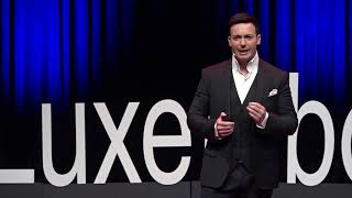 The Magic Key - Sharing who you are with the world | David Goldrake | TEDxLuxembourgCity