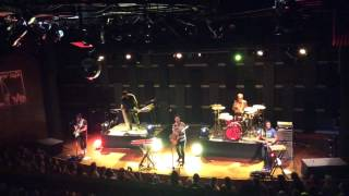 "Andy Grammer ""Blame It On The Stars/Counting Stars"" at the"