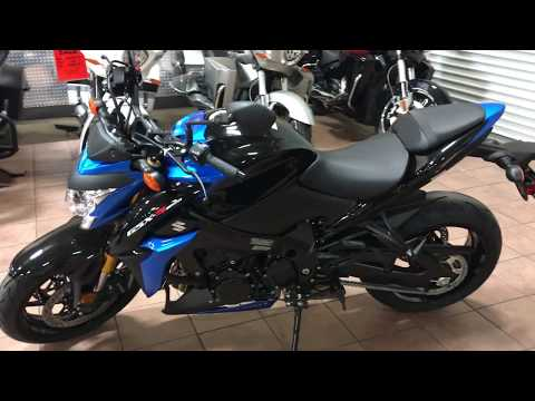2018 Suzuki GSX-S1000 ABS in Murrieta, California