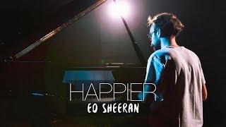 HAPPIER   Ed Sheeran (Piano Cover)   Costantino Carrara