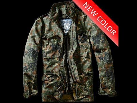 Обзор куртки Brandit M65 Classic