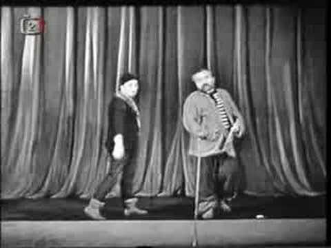 Jan Werich a Miroslav Horníček - Forbína 3. z Těžké Barbory (Part 2)