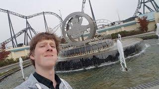 Hurra! Ich bin im Film, aus Movie Park Germany! - Serpent Vlogske #17