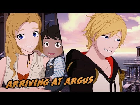 Arriving At Argus | RWBY Volume 6 Episode 7 Mp3