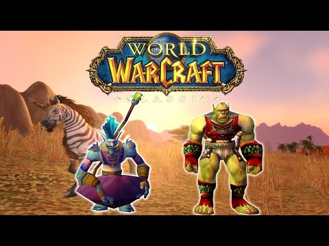 WORLD OF WARCRAFT CLASSIC - MAKE LOVE, NOT WARCRAFT