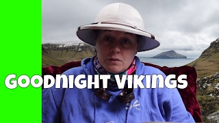 Irish Monks, Pictish People, Faeroes and Orkney | Bedtime Viking Stories👑