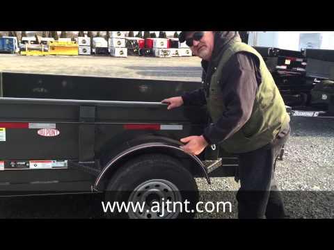 2019 Diamond C 8X60 EDS Dump Trailer 5K 18HS in Harrisburg, Pennsylvania - Video 1