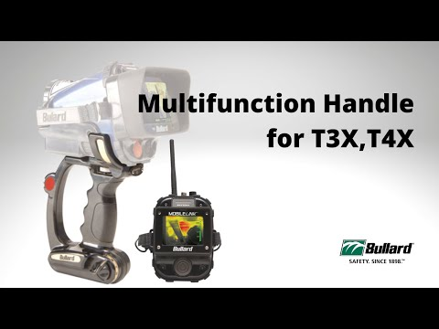 Multifunction Handle for Bullard T3X, T4X Thermal Imager