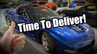 Rented PBIR to See How Sorted My Corvette Is by Super Speeders