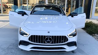 2020 Mercedes-AMG GT 53 4-door Coupe | 2020 AMG GT 53 Coupe REVIEW