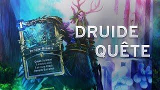 Torlk Le Bricoleur : Le Druid Quête Barbabuuuuus !