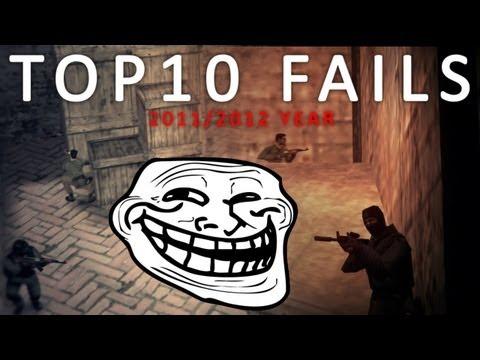 [Góc gamer] Top 10 cái chết ngớ ngẩn nhất HL Counter-Strike 1.6 ver 2012