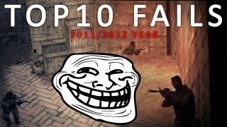 TOP 10 FAILS 2011/2012 Counter-Strike 1.6