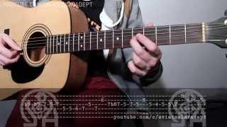 Mad Heads - Надія є (розбір пісні для гітари, акорди + табулатура)