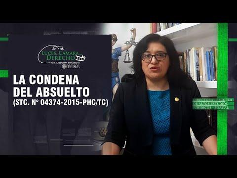 LA CONDENA DEL ABSUELTO - LCD 195