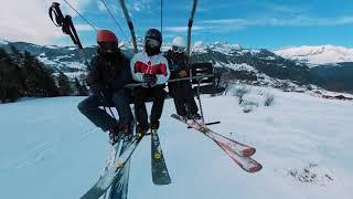 Gopro MAX - Ski & fpv edit
