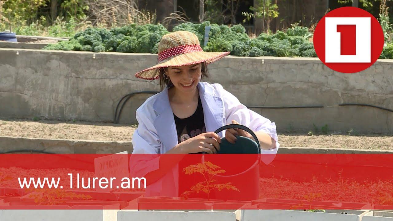 Հայաստանում էկզոտիկ բույսերի աճեցման համար բարենպաստ պայմաններ կան