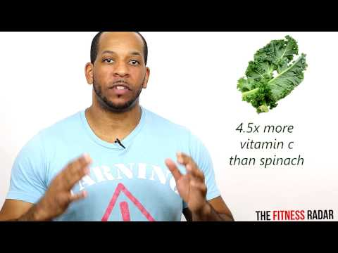 Video THE AMAZING HEALTH BENEFITS OF KALE