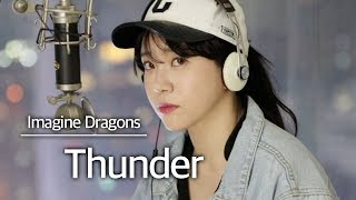 Thunder - Imagine Dragons | Bubble Dia