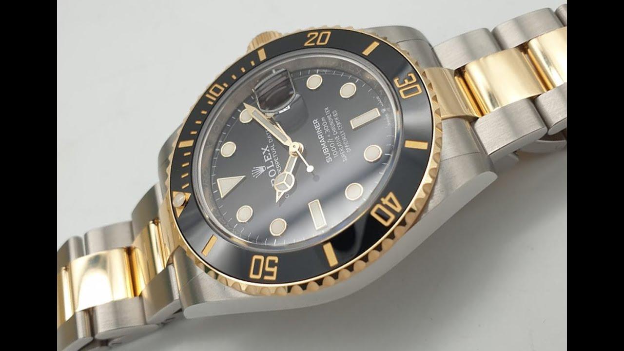 Rolex Submariner Date 41 mm 126613